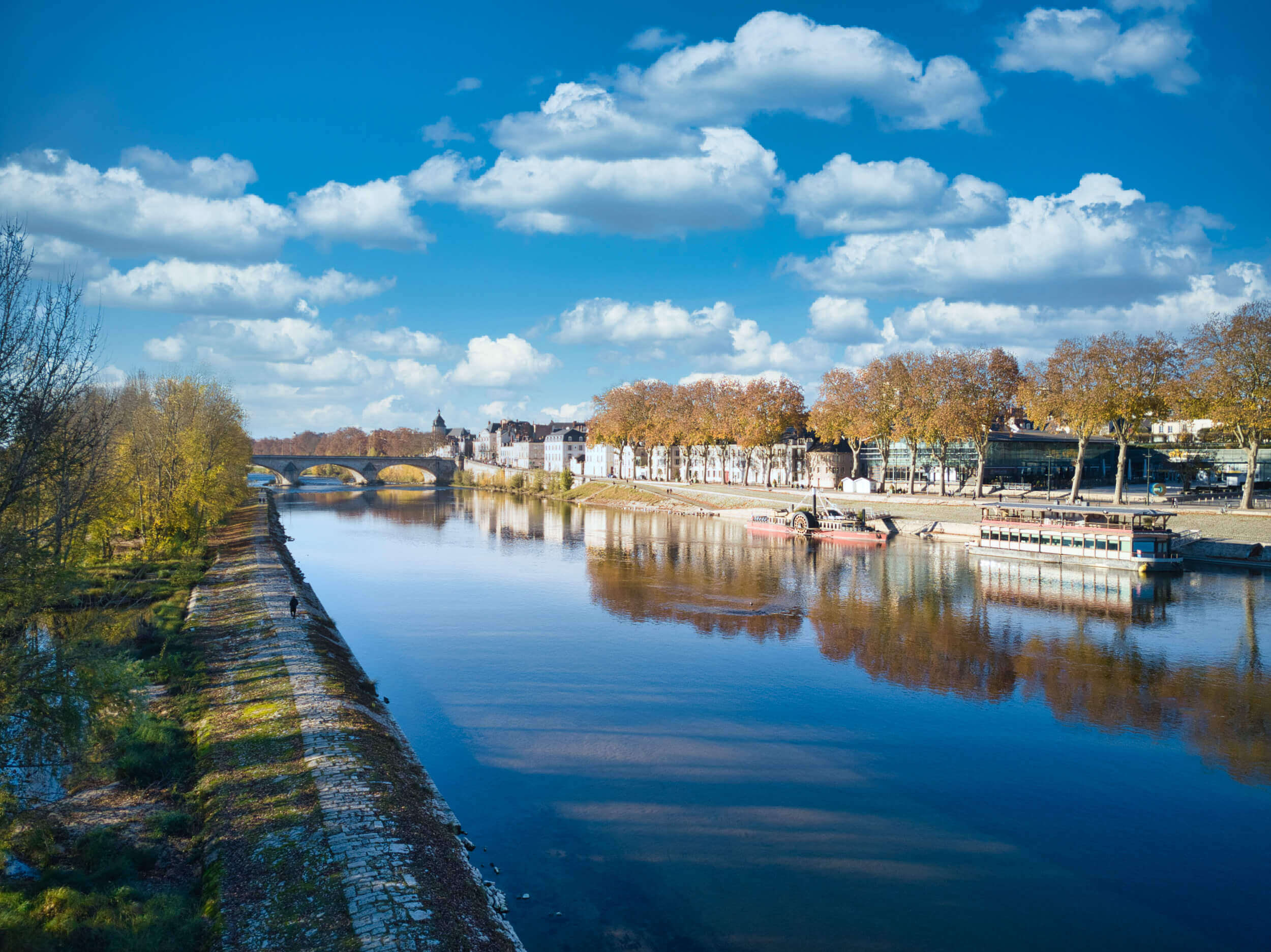 3 activités à pratiquer sur la Loire à Orléans