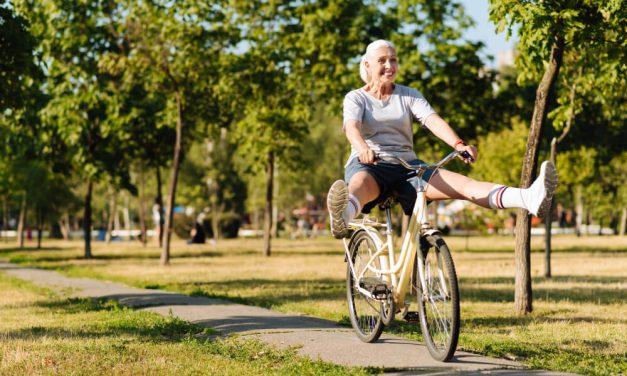 Quels sont les bienfaits du vélopour les seniors ?